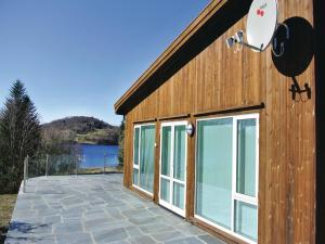 Four-Bedroom Holiday home Farsund with Sea View 09, Ferienhäuser  Farsund - big - 4