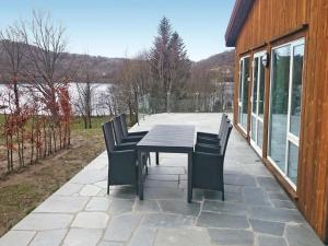 Four-Bedroom Holiday home Farsund with Sea View 09, Ferienhäuser  Farsund - big - 16