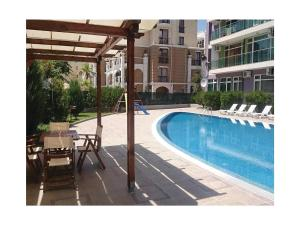 One-Bedroom Apartment in Sunny Beach, Ferienwohnungen  Sonnenstrand - big - 12