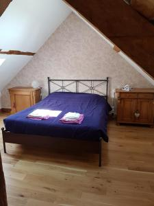 Le Moulin St Jean, Bed & Breakfasts  Loches - big - 11