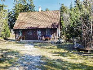 Holiday home Katthammarsvik with a Fireplace 356, Holiday homes  Katthammarsvik - big - 1