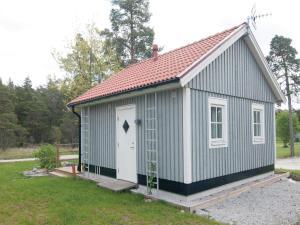 One-Bedroom Holiday home Lärbro 0 06, Dovolenkové domy  Valleviken - big - 4
