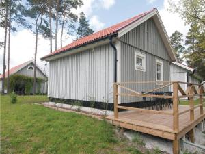 One-Bedroom Holiday home Lärbro 0 06, Dovolenkové domy  Valleviken - big - 5