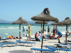 Holiday home Platges de Muro 44, Ferienhäuser  Playa de Muro - big - 46