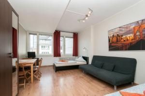City-Appartements Nordkanalstraße, Apartmány  Hamburg - big - 90