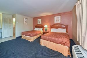 Standard Double Room with Two Double Beds - Non-Smoking