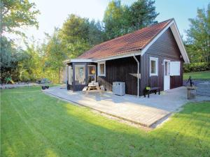 Two-Bedroom Holiday home Haderslev with a Fireplace 103, Дома для отпуска  Kelstrup Strand - big - 1