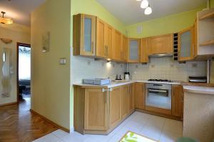Victus Apartament Magnolia, Apartmány  Sopoty - big - 12