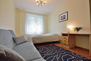 Victus Apartament Magnolia, Apartmány  Sopoty - big - 17
