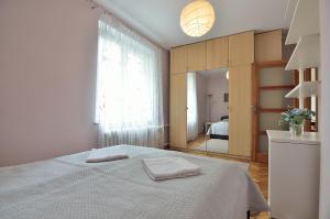 Victus Apartament Magnolia, Apartmány  Sopoty - big - 18