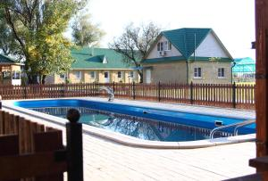 База отдыха Волжанка, Астрахань