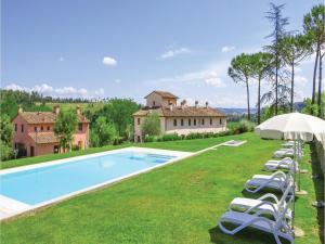 Apartment Castelfiorentino 84 with Outdoor Swimmingpool, Апартаменты  San Giovanni a Corazzano  - big - 1