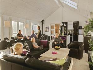 Holiday home Lille Flyvholmvej, Case vacanze  Harboør - big - 12