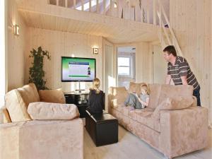 Holiday home Lille Flyvholmvej, Case vacanze  Harboør - big - 6