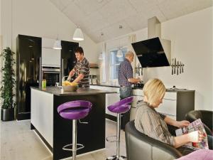Holiday home Lille Flyvholmvej, Case vacanze  Harboør - big - 29