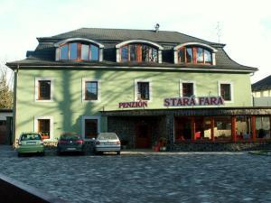 Penzion Stara Fara, Szállodák  Trencsénmakó - big - 1