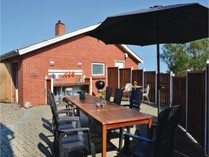 Holiday home Stadiløvej Tim X, Ferienhäuser  Halkær - big - 17
