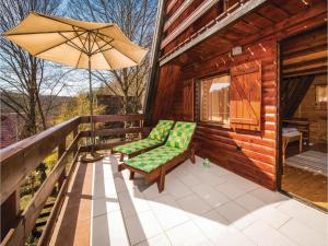 Two-Bedroom Holiday Home in Gornji Zvecaj, Prázdninové domy  Gornji Zvečaj - big - 25
