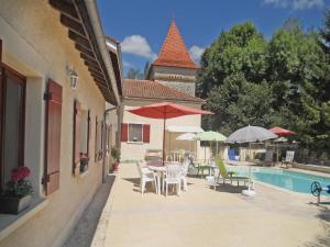 Holiday home Moulin Cacaud N-609, Prázdninové domy  Verteillac - big - 41