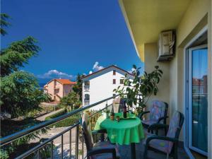 Apartment Malinska with Sea View I, Appartamenti  Malinska - big - 21