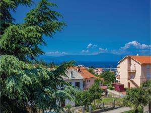 Apartment Malinska with Sea View I, Appartamenti  Malinska - big - 20
