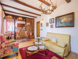 Apartment Malinska with Sea View I, Appartamenti  Malinska - big - 12