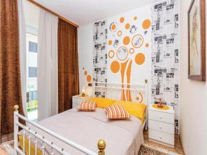 Apartment Malinska with Sea View I, Appartamenti  Malinska - big - 10