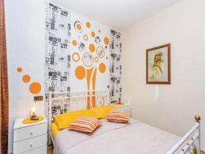 Apartment Malinska with Sea View I, Appartamenti  Malinska - big - 11