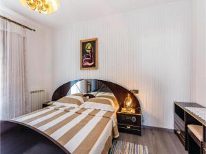 Apartment Malinska with Sea View I, Appartamenti  Malinska - big - 9