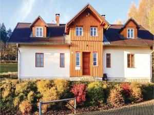 3 hvězdičkový chata Holiday home Janov u/Vis EF-762 Bedřichov Česko