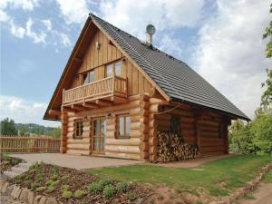4 hvězdičkový chata Holiday Home Semily with a Fireplace 02 Semily Česko