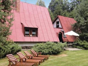 3 hvězdičkový chata Holiday home Loukov III Háje Česko