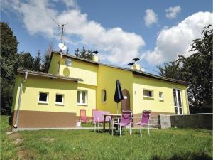 3 hvězdičkový chata Two-Bedroom Holiday Home in Lubenec Lubenec Česko