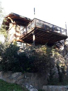 Namai Miska, Chaty  Villa Carlos Paz - big - 28