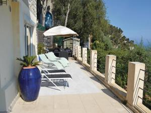 Holiday home Av des Caroubiers, Case vacanze  Beaulieu-sur-Mer - big - 41