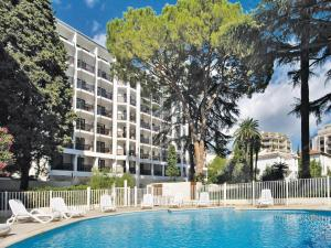 Apartment Rue Bertrand Lépine III, Apartmány  Cannes - big - 1