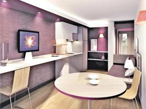 Apartment Rue Bertrand Lépine III, Апартаменты  Канны - big - 3