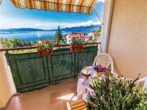 Apartment Rijeka with Sea View II