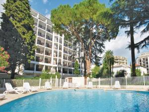Apartment Rue Bertrand Lépine II, Apartmanok  Cannes - big - 4