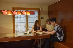 Hanso Presidential Suite Hanok Hotel, Aparthotely  Soul - big - 68