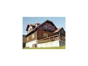 Holiday home Velka Rovne, Holiday homes  Brtalovce - big - 1