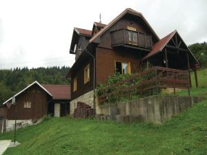 Holiday home Velka Rovne, Case vacanze  Brtalovce - big - 8