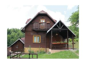 Holiday home Velka Rovne, Case vacanze  Brtalovce - big - 53