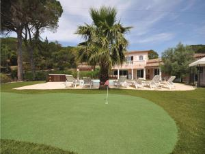 Holiday home Bd. Florentin Brigaud, Case vacanze  Sainte-Maxime - big - 33