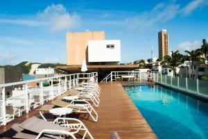 Apartamentos Deluxe VIP Ponta Negra, Apartmány  Natal - big - 16