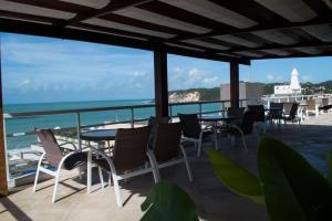 Apartamentos Deluxe VIP Ponta Negra, Apartmány  Natal - big - 18
