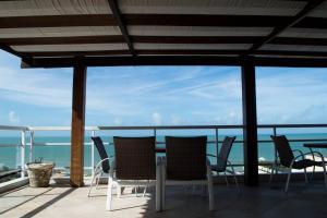Apartamentos Deluxe VIP Ponta Negra, Apartmány  Natal - big - 41