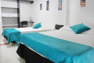 SB Hotel Internacional, Отели  Кали - big - 8