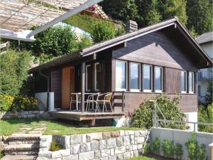 Chalet Haselmuus, Prázdninové domy  Beatenberg - big - 19