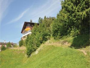 Chalet Haselmuus, Holiday homes  Beatenberg - big - 17